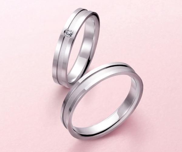 アンジェローザの結婚指輪(マリッジリング)