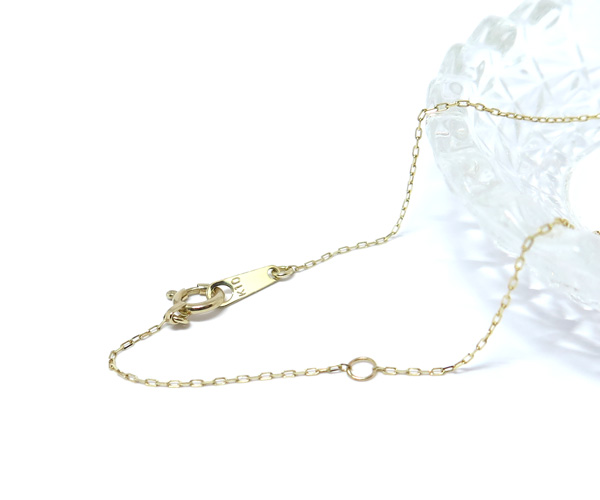 YGあこや真珠一粒ネックレス