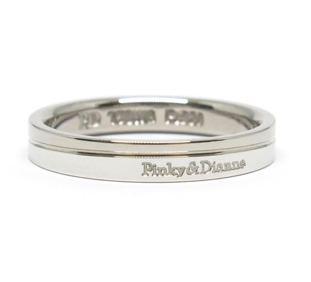 ピンキー&ダイアン(結婚指輪)KCPPD438
