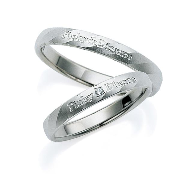 ピンキー&ダイアン(結婚指輪)KCPPD441442