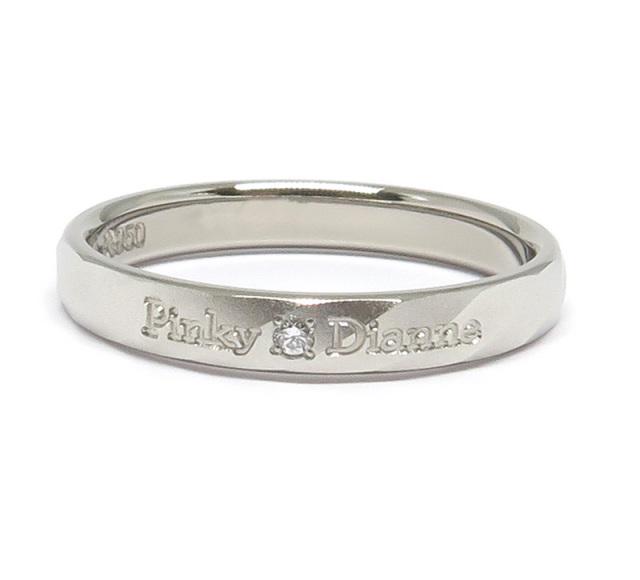 ピンキー&ダイアン(結婚指輪)KCPPD441