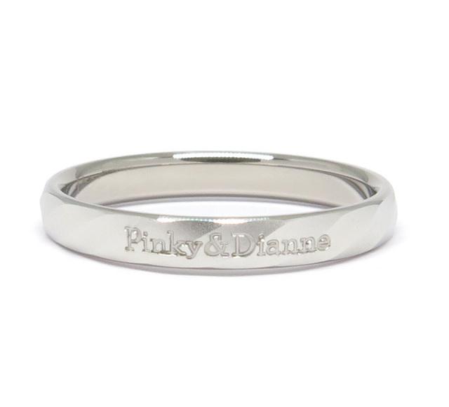 ピンキー&ダイアン(結婚指輪)KCPPD442