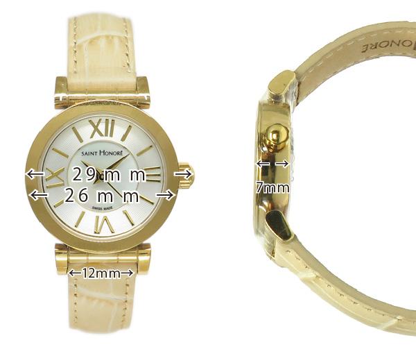 サントノーレ/腕時計/オペラミニ26mm/レディースウォッチ