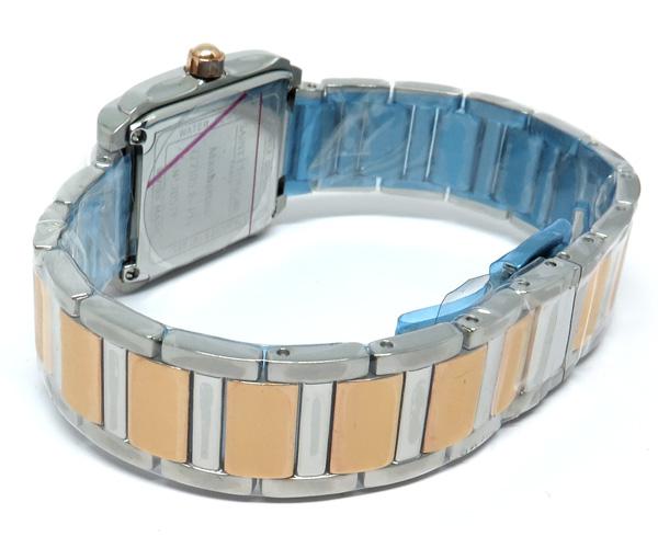 サントノーレ/腕時計/マンハッタン25mm/レディースウォッチ/コンビカラー