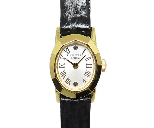 ジュピター腕時計LYDEW ブラック