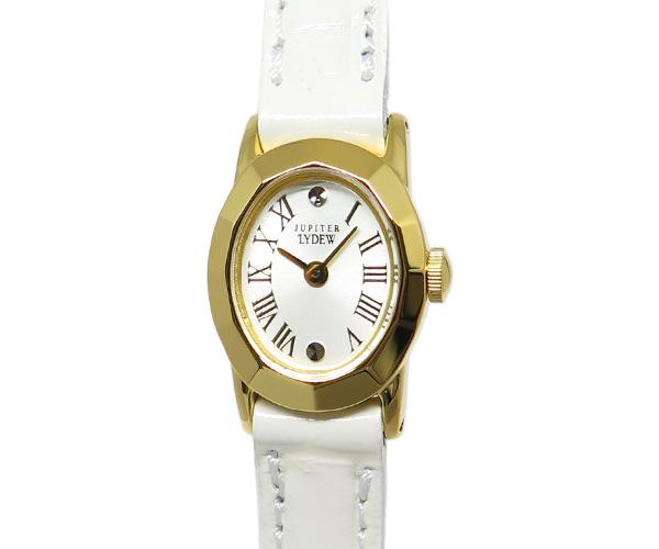 ジュピター腕時計LYDEW ホワイト