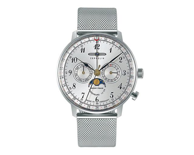 ツェッペリン時計