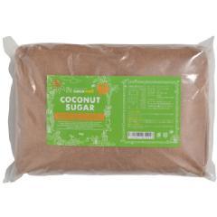 血糖値の上昇が緩やかで体への負担が少ない ココナッツシュガー 1kg x12 個/1ケース 送料無料+特別価格10%引き グループ買い、まとめ買い割安
