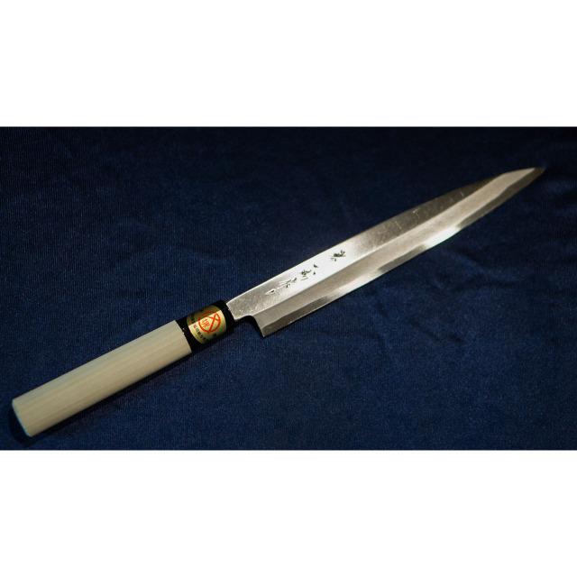 日本和包丁 刺身柳刃包丁7寸 Japanese sashimi yanagiba knife 210mm 4