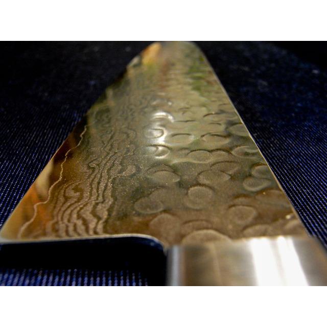 日本和包丁 牛刀ダマスカス  Japanese Damascus gyutou knife 210mm 8