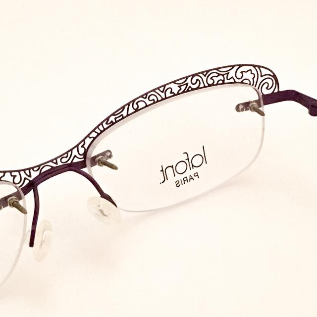 Lafont_ラフォン眼鏡フレーム_LAF-ROSA_113