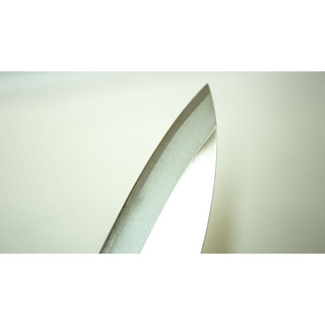 日本和包丁 左用出刃 安来黄5寸(150mm) Japanese deba knife lefty 150mm 5