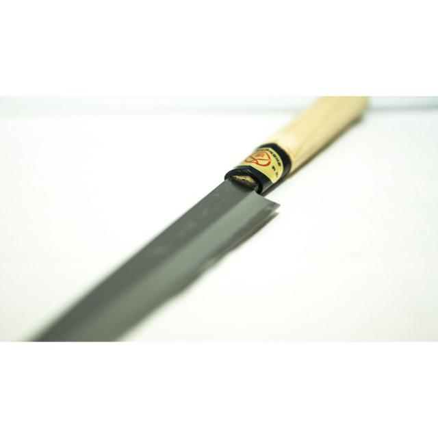 日本和包丁 左利き 刺身柳刃 Japanese left handed sashimi yanagiba knife 210mm 6