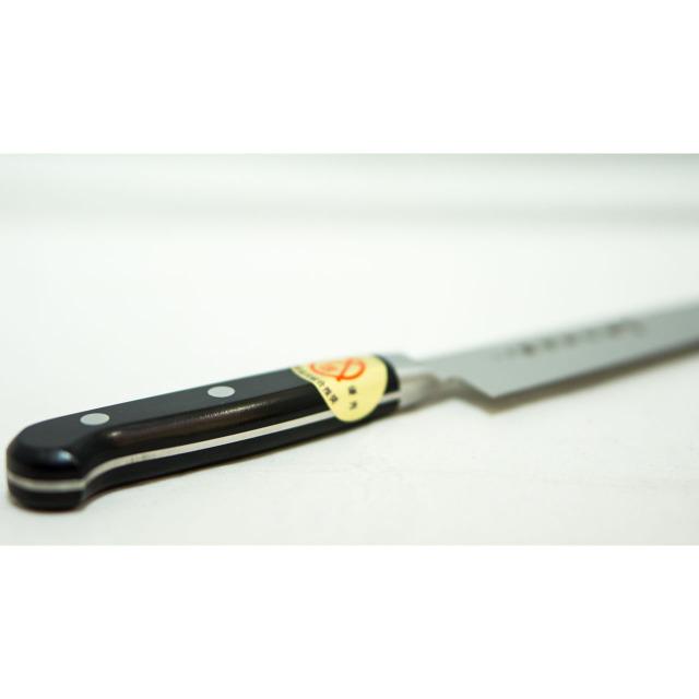 日本和包丁 モリブデンペティナイフ 極上 Japanese molybdenum petty knife 120mm 3
