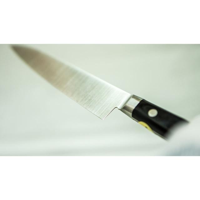 日本和包丁 モリブデンペティナイフ 極上 Japanese molybdenum petty knife 120mm 8