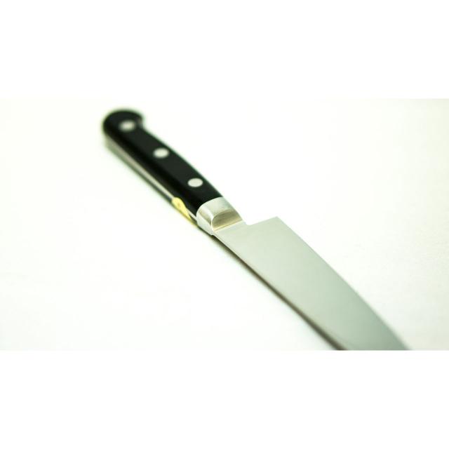 日本和包丁 モリブデンペティナイフ 極上 Japanese molybdenum petty knife 120mm 9