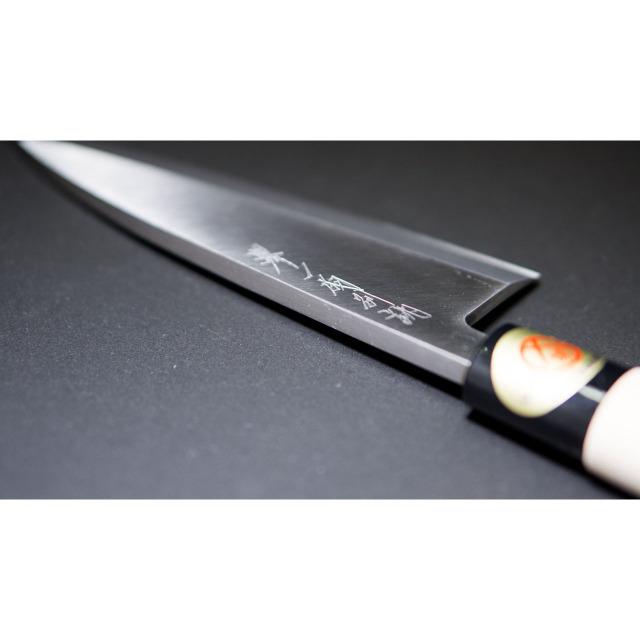 日本和包丁 出刃5寸 Japanese deba knife 150mm 9