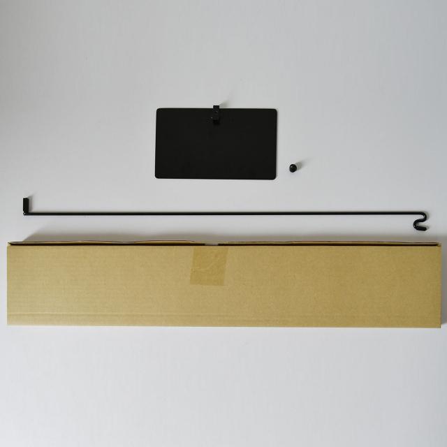 スチール製組立式掛軸スタンド4