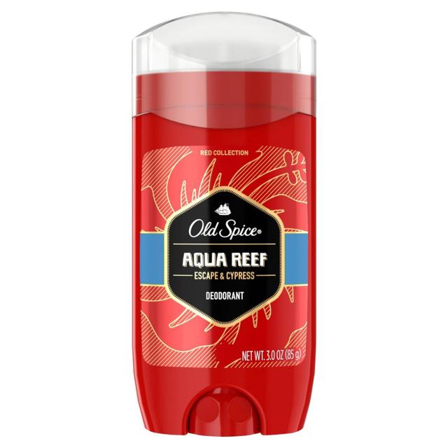 Old Spice オールドスパイス Red Zone レッドゾーン Deodorant 海外デオドラント Solid  AQUA REEF アクアリーフ- 85g