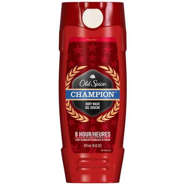 Old Spice オールドスパイス Red Zone Body Wash Champion レッドゾーン ボディウォッシュチャンピオン 473ml