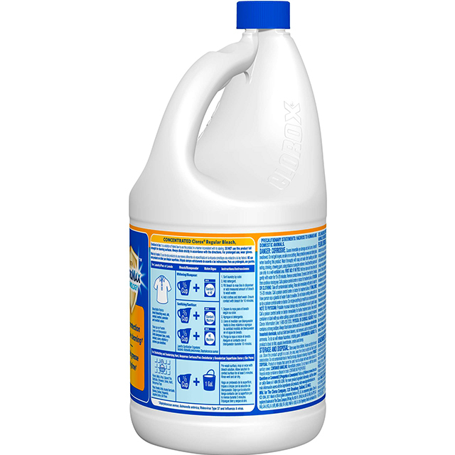 cloroxクロロックス海外液体漂白剤2