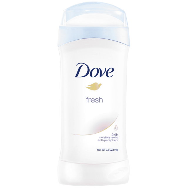 Dove ダブ Deodorant 海外デオドラント  Fresh フレッシュ - 74g