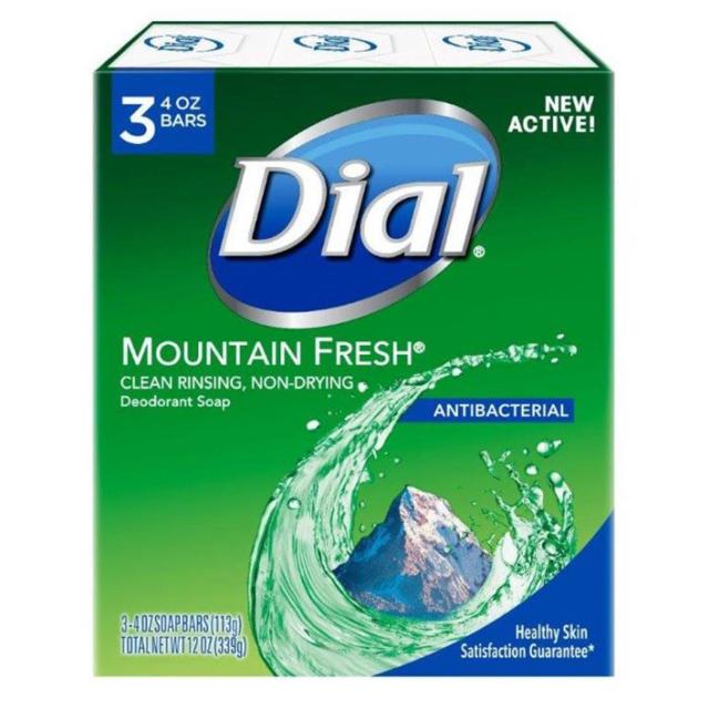 dial bar soap ダイヤル石鹸 マウンテンフレッシュ
