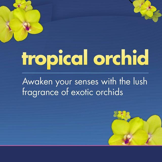 Tropical orchid トロピカルオーキッド4