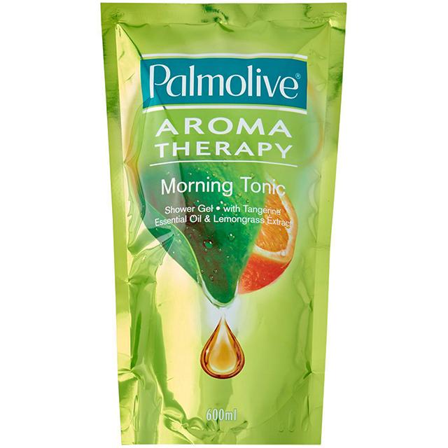 palmolive morningtonic パルモリーブモーニングトニック緑詰め替え
