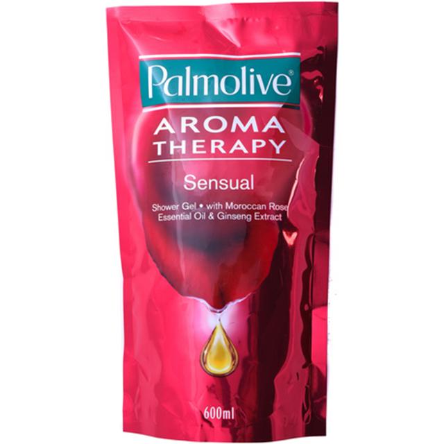 palmolive sensual パルモリーブセンシュアル赤詰め替え
