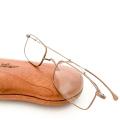 Lunor_ルノア眼鏡フレーム_XX 402_BRN
