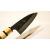 日本和包丁 薄出刃黒打ち アジ切り Japanese thin deba knife 120mm 7