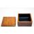 手作り漆塗りバターケース小9x9x5.5cm 2
