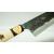 日本和包丁 黒打ち万能 Japanese santoku knife 165mm 9