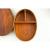 弁当箱,漆塗り,桜皮,手作り