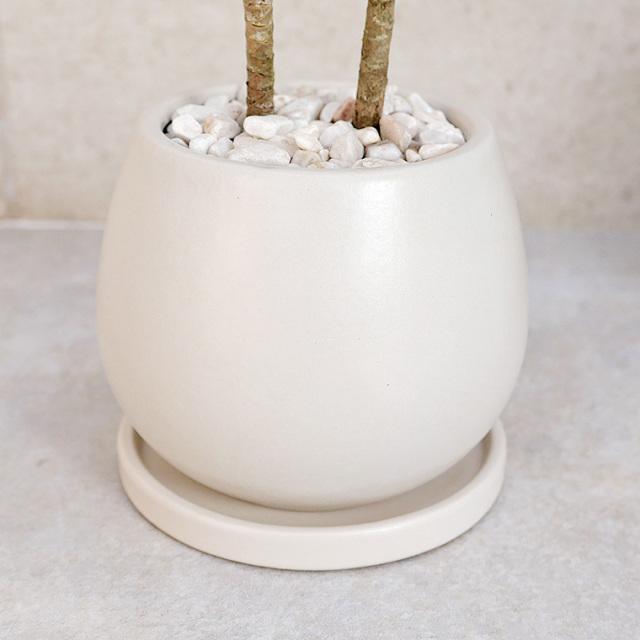 陶器鉢・Sサイズ(マットシリーズ/ムーン)の写真