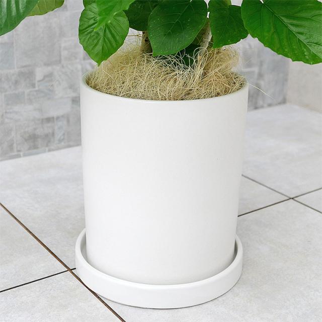 陶器鉢(マットシリーズ/シリンダー)の写真