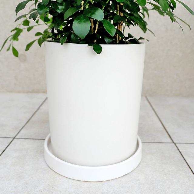 陶器鉢・Mサイズ(マットシリーズ/シリンダー)の写真