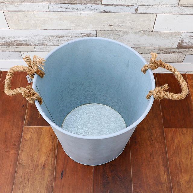 ブリキ製鉢カバー 10号鉢用