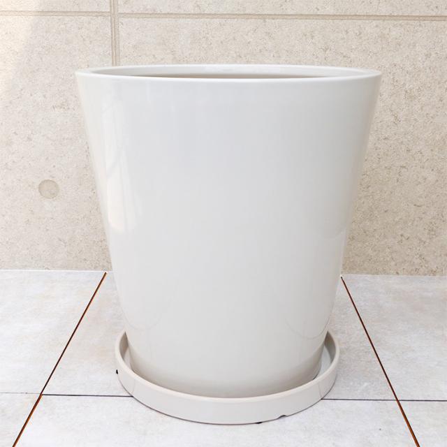 ラウンド陶器製鉢カバー 10号鉢用