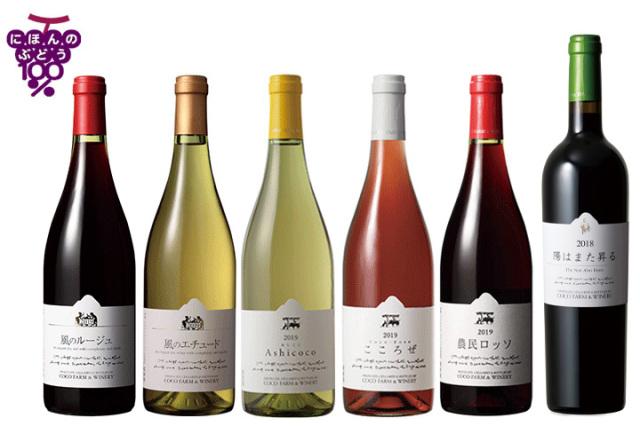 2020 冬のワインセット 陽また18