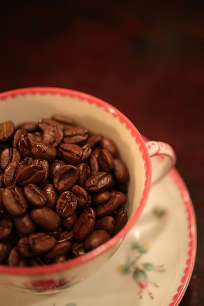 【バランス抜群!】炭火焙煎 八王子ブレンド コーヒー豆 200g