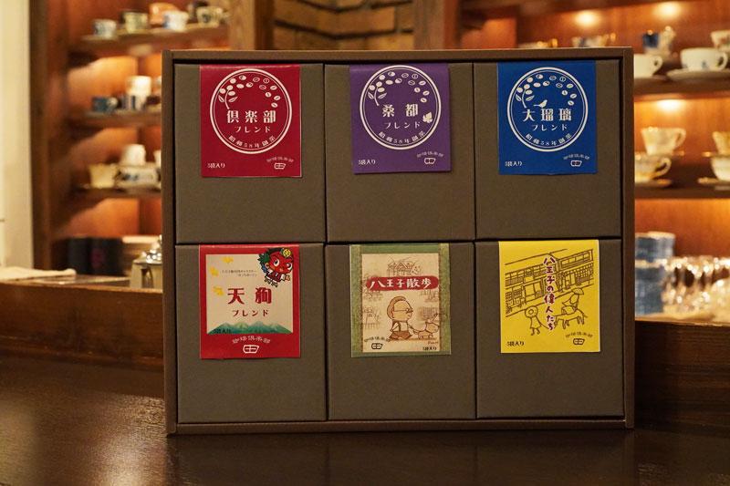 [ギフトセット J ]ワンドリップコーヒー 6箱(5袋×6)セット