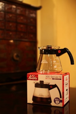 【コンパクトで人気♪】カリタ 2人用コーヒーサーバー