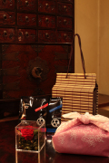 [ギフトセット]ワンドリップコーヒー 2袋 & プリザーブドフラワー セット