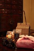 [ギフトセット]珈琲ゼリー 2個 & ラスク 1袋 & 珈琲豆ちょこれいと 1袋 セット