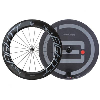 black inc ブラックインク BLACK COMBO Eighty + Disc Tubular チューブラー ホイール
