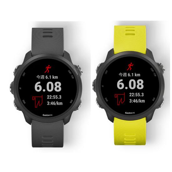 GARMIN (ガーミン) ForeAthlete 245 GPS スマート ランニングウォッチ