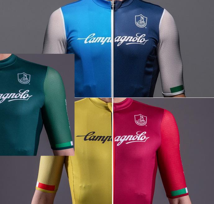 CAMPAGNOLO カンパニョーロ IRIDIO サイクリングジャージ