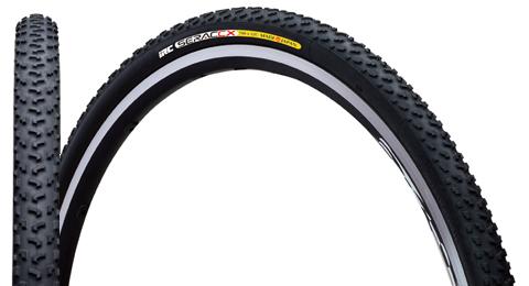IRC TIRE アイアールシータイヤ SERAC CX WO (シラク CX クリンチャー) タイヤ